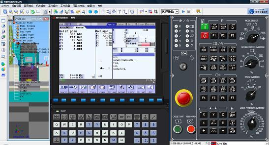 三菱系统m70电路图